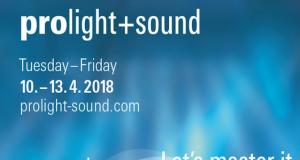 Prolight-Sound 2018