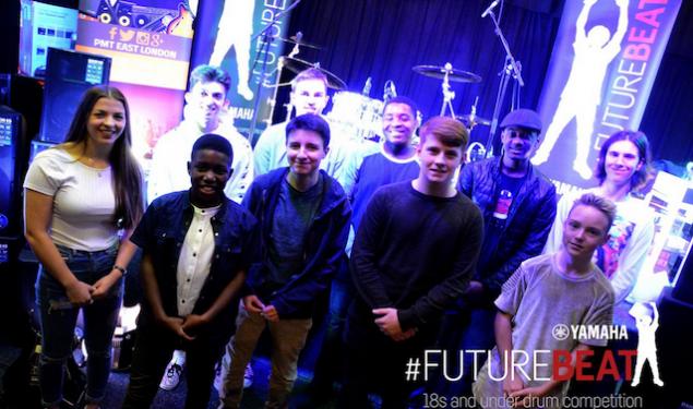 Sam Swift named winner of Yamaha's #FUTUREBEAT '17