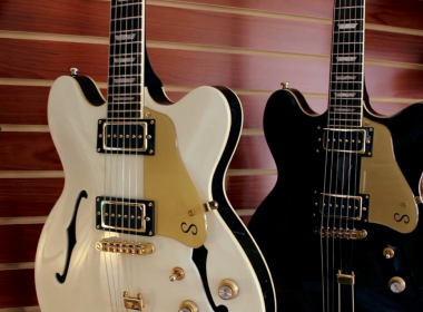 Sublime Guitars Releases the Chieftain Deluxe
