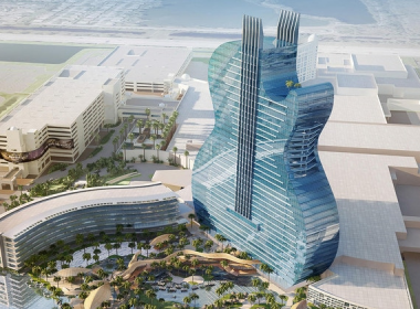 Largest Guitar Shaped Hotel At Florida's Seminole Hard Rock Hotel and Casino To Go Ahead