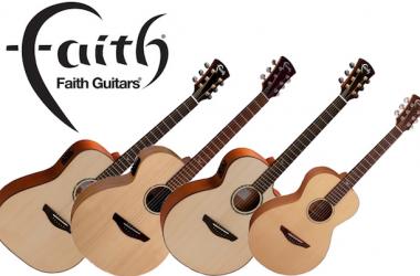Faith Guitars UK
