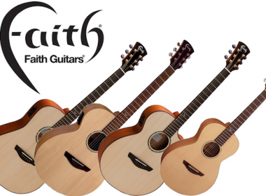 Faith Guitars introduces new Nexus Series