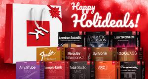 IK-Multimedia-Holiday-Deals
