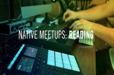 Native Instruments Meetups Reading