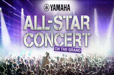 Yamaha All Star Concert NAMM 2018