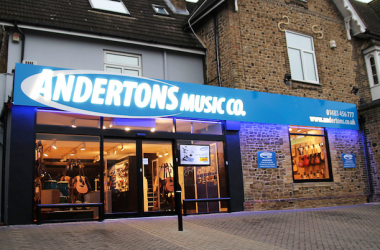 Andertons Of Guildford