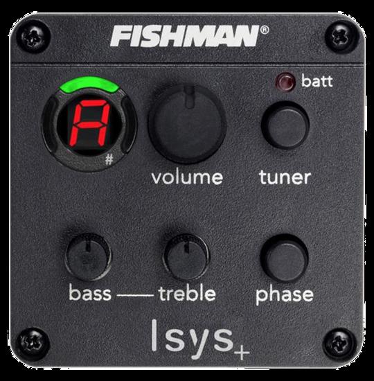 Fishman Isys+