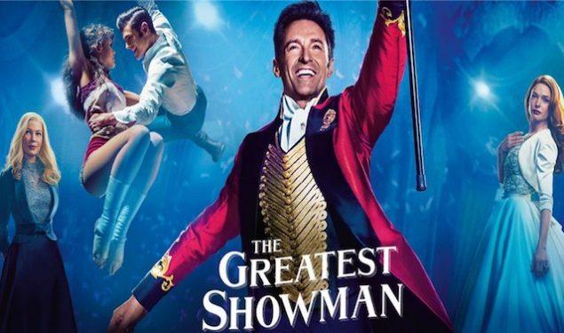 """Win a Yamaha Clavinova CLP-635R and """"The Greatest Showman"""" themed prizes"""