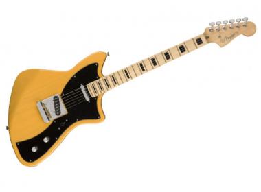 NAMM 2018: New Fender Offset Guitar – The Meteora