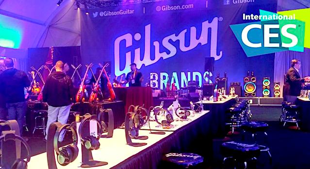 Gibson Atten CES 2018