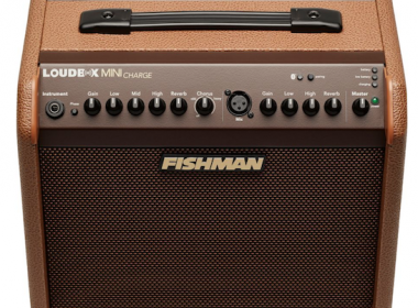 NAMM 2018: Fishman's Loudbox Mini Now With Rechargeable Battery