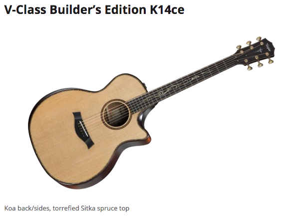 V-Class Builder's Edition K14ce