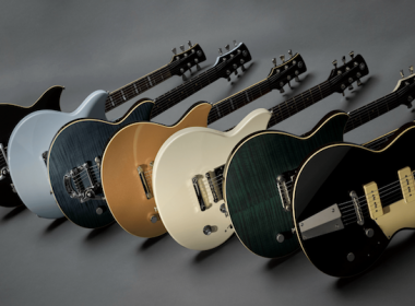 NAMM 2018:Yamaha Adds Six New Finishes To  Revstar Solid-Body Guitar Lineup