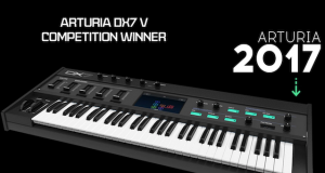 Arturia DX7 V Competition Winner