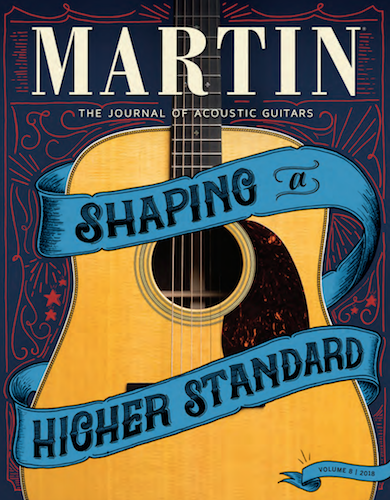 Martin Guitars Journal
