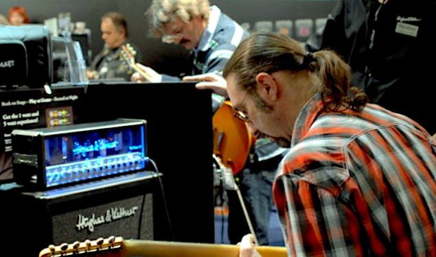 Welcome To Amp World at MusikMesse 2018