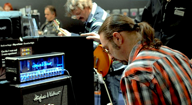 MusikMesse 2018 Amp World