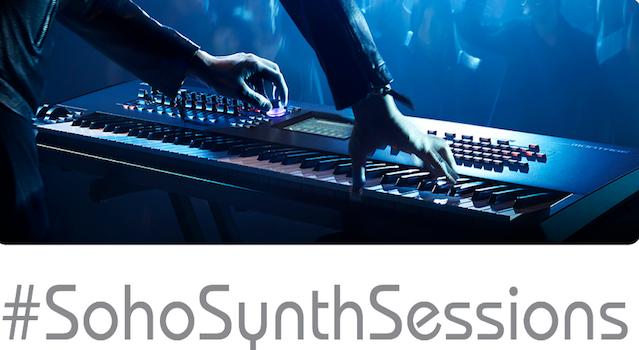 Yamaha SohoSynthSessions