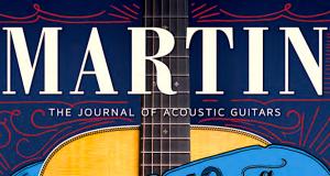 martin journal of acoustic guitars