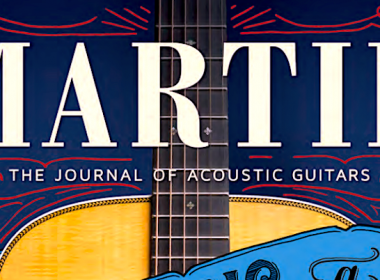 Latest Issue Of Martin 'The Journal of Acoustic Guitars' Download For Free
