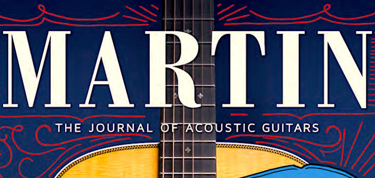 martin journal of acoustic guitars