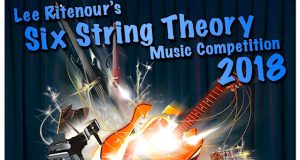 lee ritenour six sting theory