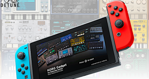 Korg Gadget On Nintendo Switch