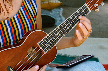Fender Play Ukulele