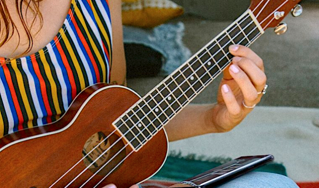 Fender Play™ Empowers A New Wave Of Players With Addition Of Ukulele Lessons