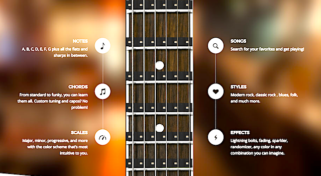 Fret Zealot Guitar Learning System
