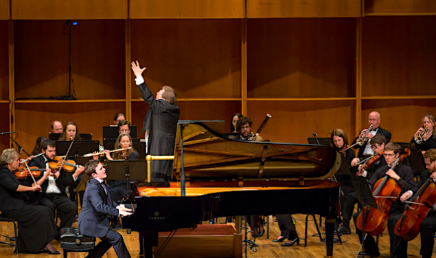 World's Most Gifted Pianists Perform on Yamaha Disklavier at The International Piano-e-Competition