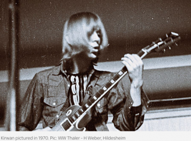 Fleetwood Mac guitarist Danny Kirwan dies, aged 68