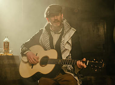 Bushmills Irish Whiskey, Lowden Guitars and Musician Foy Vance Join Forces