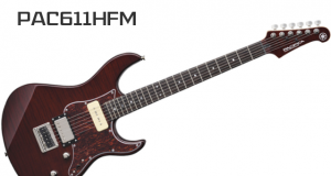 Limited Run Yamaha Pacifica 2018