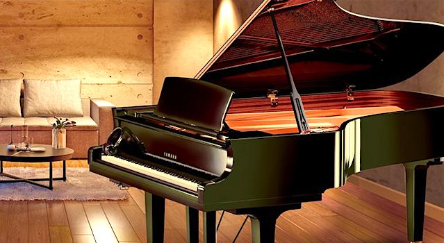 Yamaha Silent Piano