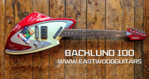 Backlund 100 Guitar