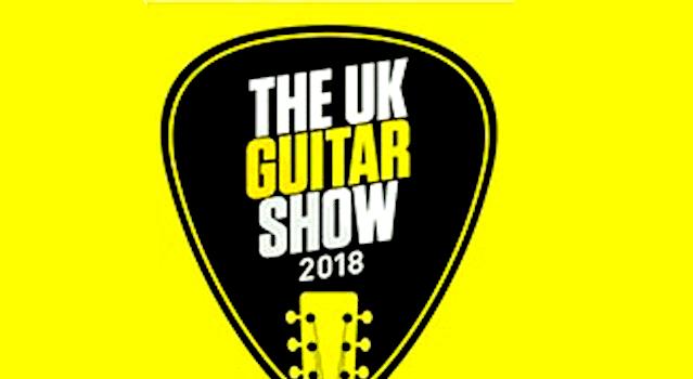 UK Guitar Show 2018