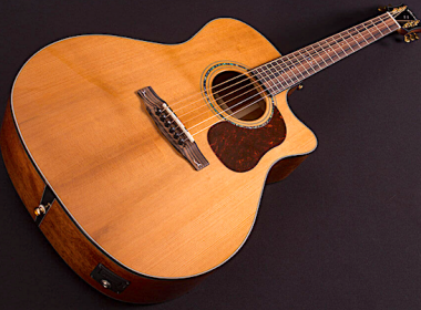 Cort Introduces The New Gold-08 Acoustic