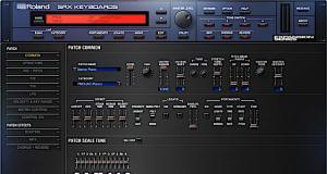 Roland SRX Keyboards