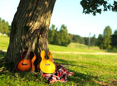 Yamaha Introduces New CSF Series Acoustic Parlor Guitars