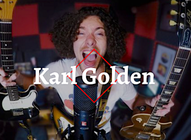 WIN a Faith Blood Moon Venus guitar worth £929 with Karl Golden