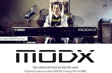 Domi Degalle Yamaha MODX8