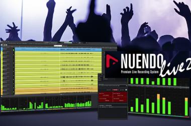 Steinberg Nuendo 2 Live