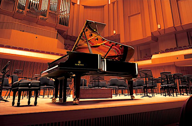 Yamaha Acoustic Pianos