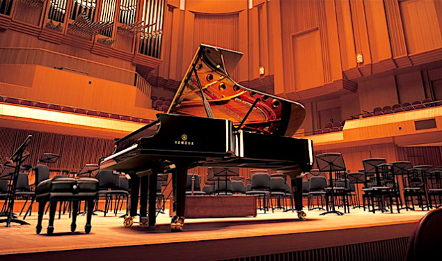 Yamaha Grand Piano – Kakegawa Factory Video