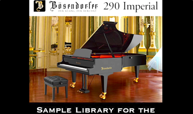 Bösendorfer 290 Imperial Premium Grand Piano FREE Download for Yamaha MODX Owners