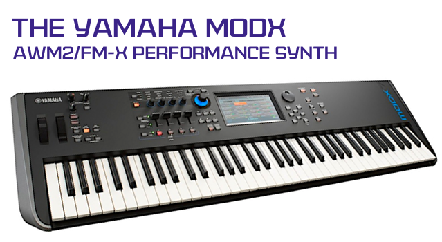 Yamaha MODX Performance Synth