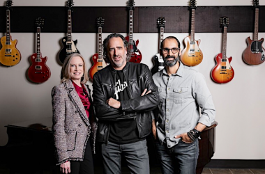 Gibson New Executive Team