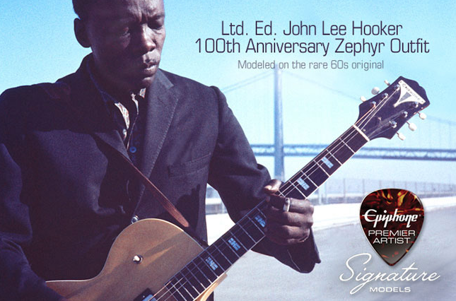 John Lee Hooker 100th Anniversary
