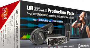 Steinberg UR22mkII Production Pack